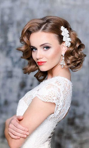 12.Elegant-Wedding-Hairstyle